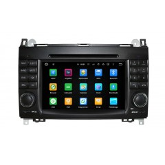 "Mercedes Sprinter W906 2006 Onwards - 7"" Screen Android Car Radio DVD CD Player Sat Nav iPod Bluetooth USB Stereo"