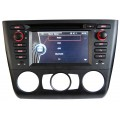 BMW 1 Series 2004 > E81, E82, E87, E83 With Manual Climate Controls DVD Media GPS SatNav - D8XMMI
