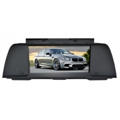 "BMW 5 Series F10 (2011-12) 9.5"" Car Radio DVD CD MP3 Sat Nav iPod BT USB Player - D10MMI"