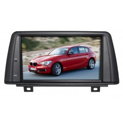 "BMW 1 SERIES F20 (2011-14) 7"" TouchScreen Car DVD GPS Sat Nav iPod BT MP3 Stereo - D20MMI"