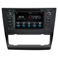 "BMW 1 Series 2004 > E81, E82, E87, E83 With Auto Climate Controls - 6.2"" Android Car Radio DVD CD Player Sat Nav iPod BT Stereo"