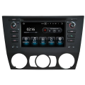 "BMW 3 Series E90, E91, E92, E93 With Manual Climate Controls Android 6.2"" Screen DVD Media GPS SatNav"