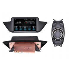 "BMW X1 E84 (09-2013) - 8"" Android Car Radio DVD CD MP3 Sat Nav iPod BT USB Player - DX1MMI"