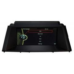 """BMW X5 (07-10) & X6 (08-10) - 8"""" Car Radio DVD CD MP3 Sat Nav iPod BT USB Player - DXMMI"""