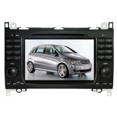 Mercedes A Class A160 A180 (W168) - ABM MMI Car Radio DVD CD Player Sat Nav iPod Bluetooth Stereo