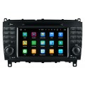 "Mercedes CLK W209 2006-2011 - 7"" Touchscreen Android Car Radio DVD CD Player Sat Nav iPod Bluetooth Stereo"