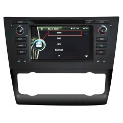 BMW 1 Series 2004 > E81, E82, E87, E83 With Automatic Climate Controls DVD GPS SatNav - D8XMMI