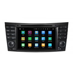 "Mercedes CLS W219 2005-2006 - 7"" TouchScreen Android Car Radio DVD CD Player GPS Sat Nav iPod Bluetooth USB Stereo"