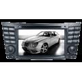 Mercedes CLS W219 2005-2006 - ECM MMI Car Radio DVD CD Player GPS Sat Nav iPod Bluetooth USB Stereo