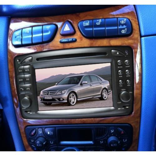 mercedes viano w639 2004 2006 m98 mmi car radio dvd cd. Black Bedroom Furniture Sets. Home Design Ideas