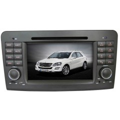 Mercedes Benz ML Class (W164) 05-12 & GL Class (X164) 05-12 - MBML MMI Car Radio DVD CD Player Sat Nav iPod Bluetooth USB Stereo