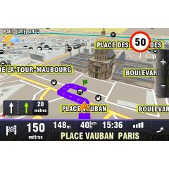 Europe 2016 GPS Software SatNav SD CARD LICENSED W/ ACTIVATE CODE