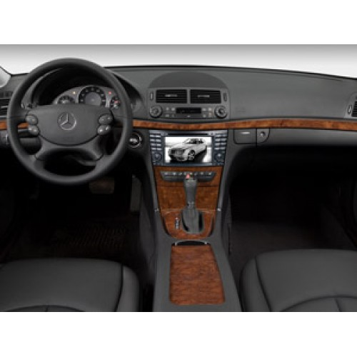 mercedes e class w211 2002 2008 ecm mmi car radio dvd cd. Black Bedroom Furniture Sets. Home Design Ideas
