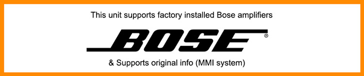 Supports Bose